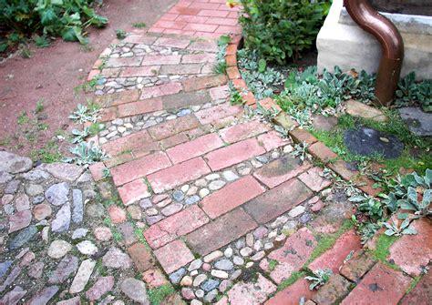 patchwork pflasterung pflastern mit altmaterial