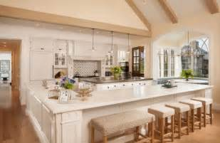 How To Design A Kitchen Island With Seating Kitchen Island With Built In Seating Home Design Garden