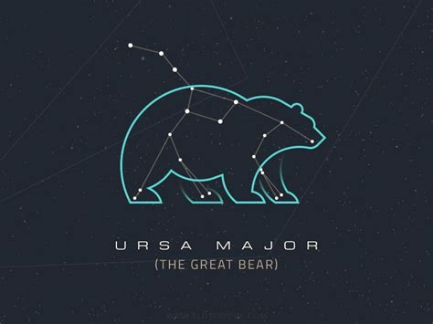 ursa major tattoo best 20 ursa major ideas on big dipper
