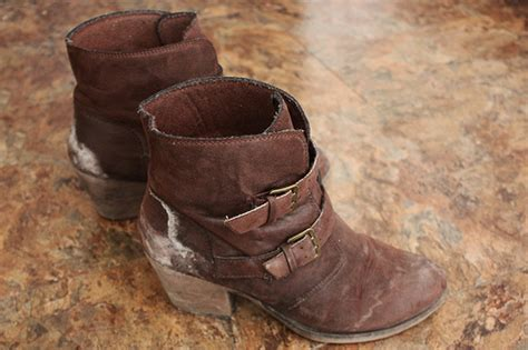 cleaning salt stains suede sneakers and boots