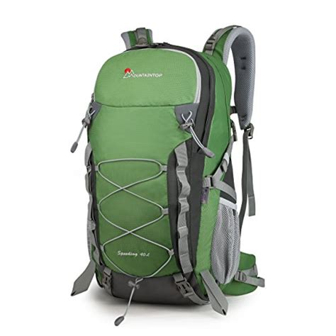 Daypack Sunature Berry 40 Ltr Mountaintop 40 Liter Hiking Backpack Cing Backpck