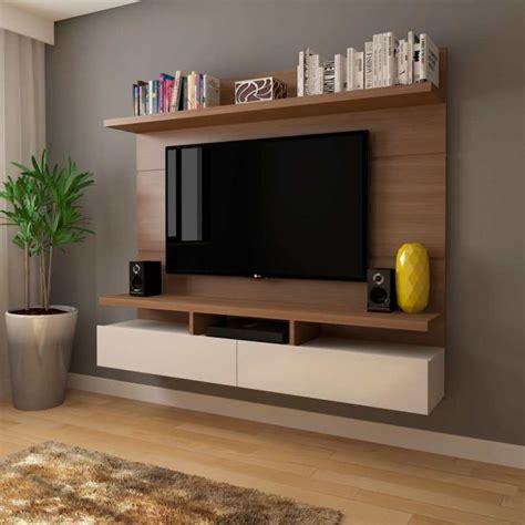 painel  tv  polegadas zeus natural   white  cm