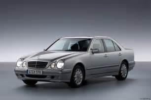 Mercedes E Class W210 Mercedes W210 K 233 P
