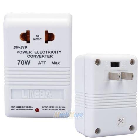 vv  vv step updown voltage converter  transformer travel   ebay