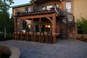 Outdoor Patio Bar Ideas by Outdoor Patio Bar Designs Interior Amp Exterior Doors