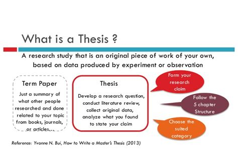 How To Write A Thesis Essay by How To Write A Thesis