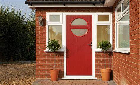 Double Glazed Doors External Front Back More Anglian Front Doors