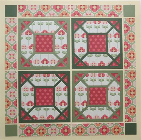 pattern block frame how to create a quilt square wall hanging