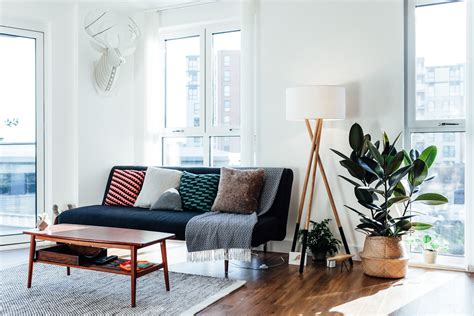 clever small living room decorating ideas real simple