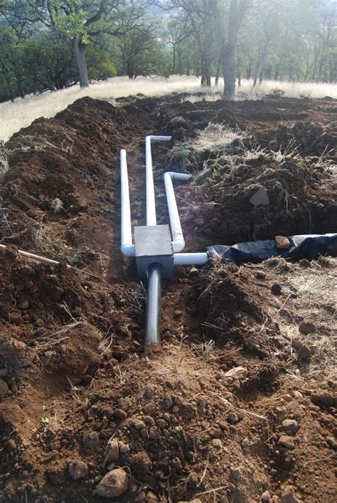 Fields Plumbing by Building A Septic System