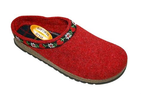 Slippers Handmade - handmade tyrolean slippers lienz model footwear