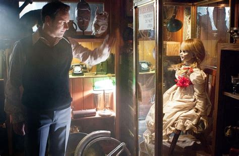 annabelle doll now real of horror live horror history