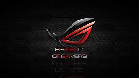 wallpaper desktop asus rog republic of gamers wallpapers wallpaper cave