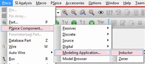 orcad inductor model orcad 16 6 pspice modeling apps ema design automation