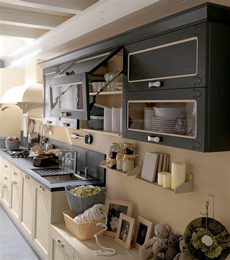 pensili cucina cucine vani a vista coi pensili in vetro cose di casa