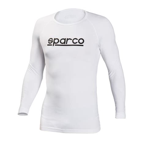 Kaos T Shirt Sparco Racing t shirt sparco karting manches longues seamless