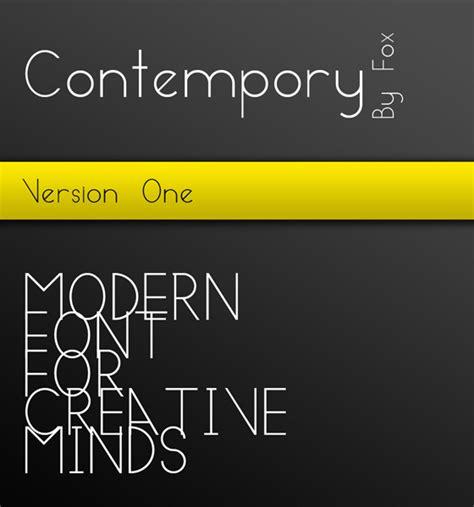 design kotf font logo fonts modern joy studio design gallery best design