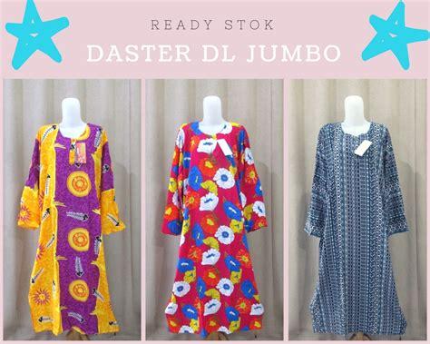 Ruby Dress Daster Murah Daster Jumbo Baju Jumbo Grosir Murah 1 sentra grosir daster longdress jumbo dewasa murah 33ribu