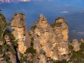 sightseeing the world australia blue mountain