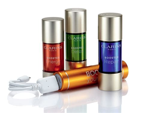 Clarins Booster Detox How To Use by Provato Per Voi Clarins Booster Energy Repair E Detox
