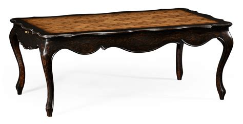 Black Painted Coffee Table Style Distressed Black Painted Coffee Table