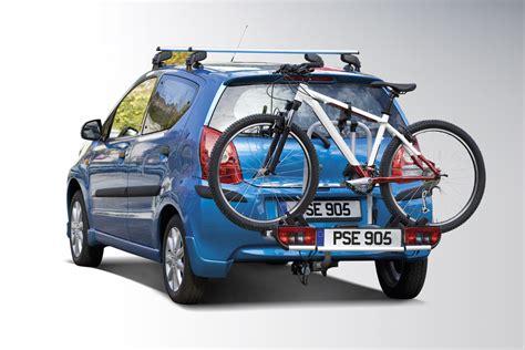 Suzuki Bike Rack Genuine Suzuki Alto Tow Bar Bike Carrier Car Cycle Rack