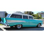 1957 Chevy Bel Air 210 Wagon