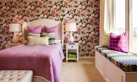 desain kamar floral desain kamar tidur minimalis dan keren untuk remaja decodeko