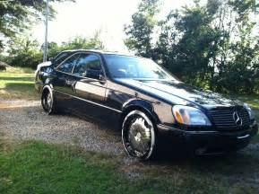 traviors 1995 mercedes s classs600 coupe 2d specs