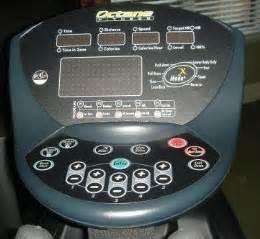 Octane q35e elliptical crosstrainer octane fitness q35 series