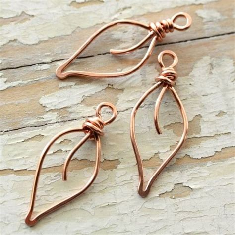 how to make copper jewelry from wire best 25 copper wire ideas on copper wire