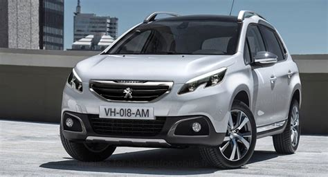 peugeot suv 2015 carscoops peugeot 2008 posts