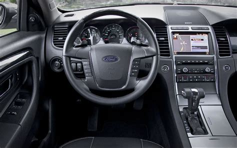 2010 Ford Taurus Interior by 2010 Ford Taurus Limited Awd Shifter Photo 11