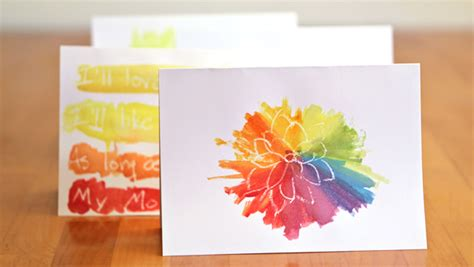 how to make watercolor cards easy watercolor cards ehow ehow