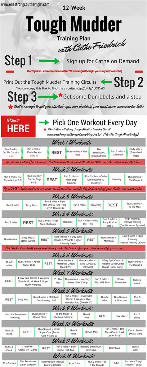 Cathe Workout Sheets Eoua Blog Crossfit Workout Template