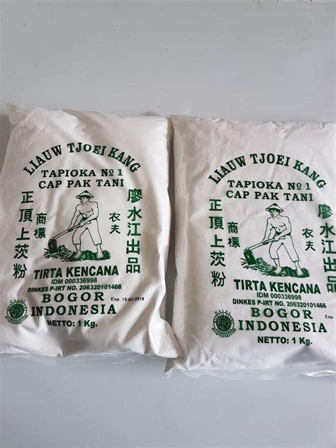 jual beli tepung sagu tani super kg  jual beli