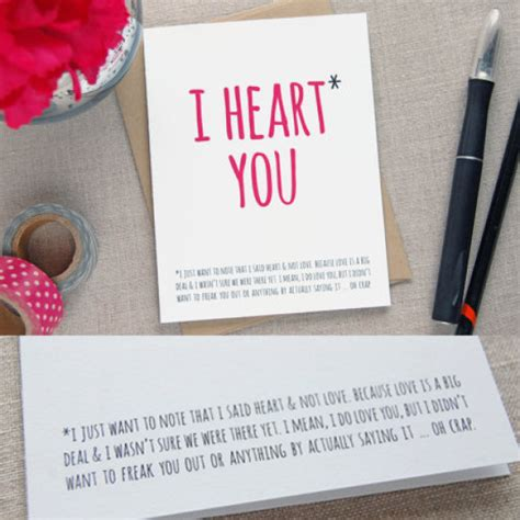 valentines day card new relationship 21 awkward s day cards for your confusing modern