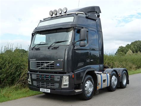 volvo light trucks volvo fh 12 460 6 x 2 globetrotter tractor