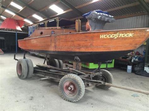 zeil te koop zeil boot houten zeilboot met werk advertentie 428236