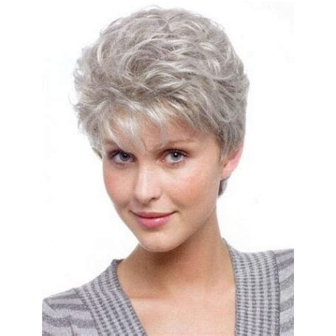 perms for older grey hair women wave perm for gray hair 19 best hairstyles images on