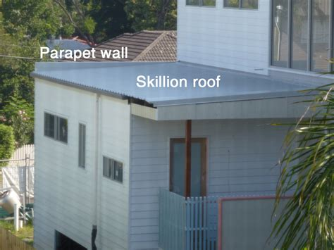 Parapet Wall view topic roof design home renovation amp building forum