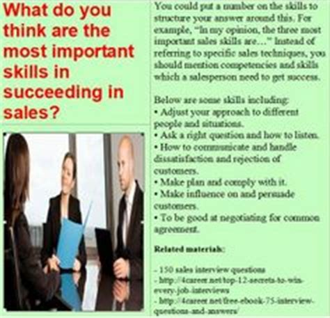 1000 images about sales assistant interview questions on