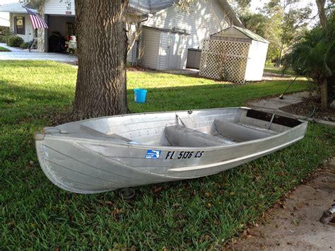 deep sea fishing in jon boat nice polished 14 aluminum jon boat perfect for florida