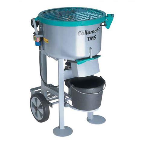 Mixer Heavy Duty collomix tms2000 heavy duty compact mixer