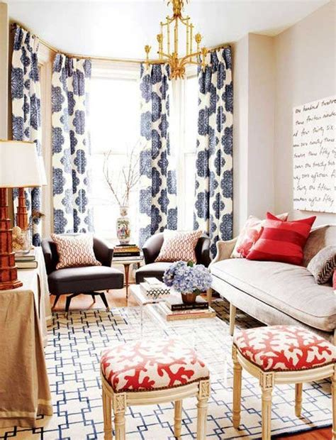 Patterned Curtains Living Room 10 Tips For Mixing Patterns Like A Master Tidbits Twine