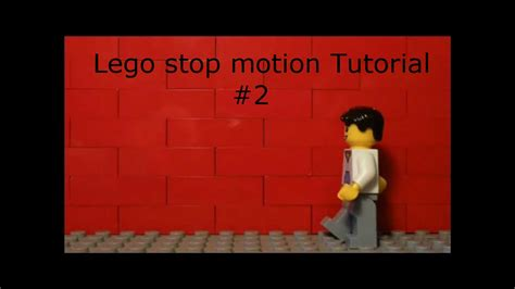lego watch tutorial lego stop motion tutorial german 2 figuren richtig laufen