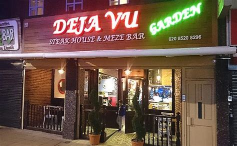 Deja Vu Bar And Grill by Deja Vu Garden Restaurant Reviews Phone Number