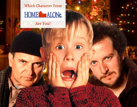 which character from home alone are you quiz zimbio