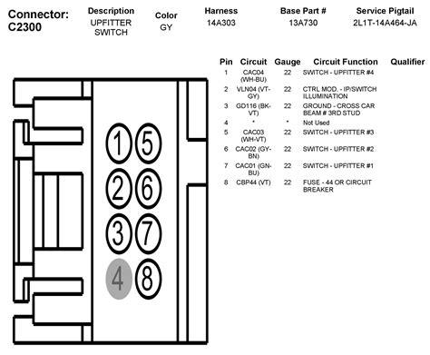 2014 f350 upfitter switch wiring html autos weblog