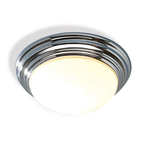 Bathroom Ceiling Fixtures by Large Barclay Traditional Circular Flush Bathroom Ceiling Light